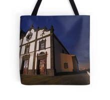 Sao Roque church, Azores Tote Bag