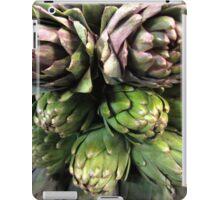 Artichokes. iPad Case/Skin