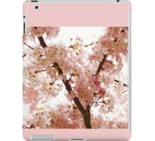 Pink Cherry Blossoms - Impressions Of Spring iPad Case/Skin