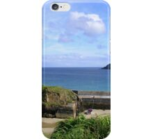 Tide's Out in Port Nis iPhone Case/Skin