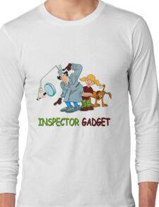 Inspector Gadget Long Sleeve T-Shirt