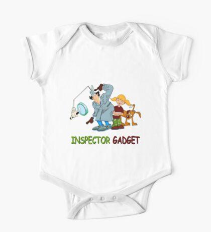 Inspector Gadget One Piece - Short Sleeve