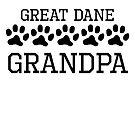 Great Dane Grandpa by kwg2200