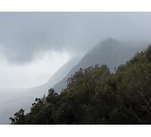Mountains of Molokai Photographic Print