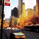 Recollections of the Magnificent Mile, Windy City by artyfifi