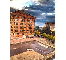 sunrise at Vila-real Photographic Print