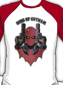 Sons of Gotham - Red T-Shirt
