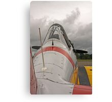WWII Fighter Canvas Print