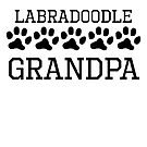 Labradoodle Grandpa by kwg2200