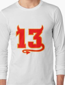 Lucky Devil 13  Long Sleeve T-Shirt