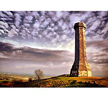 The Hardy Monument Photographic Print