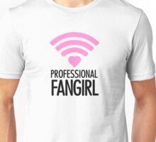 Professional Fangirl - T Unisex T-Shirt