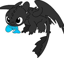 Toothless by vesrom