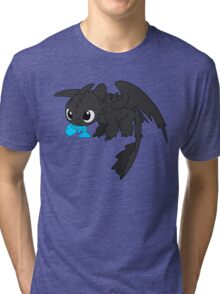 Toothless Tri-blend T-Shirt