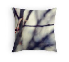 And The Day Came... Throw Pillow
