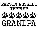Parson Russell Terrier Grandpa by kwg2200