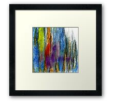 Elemental Fire Framed Print