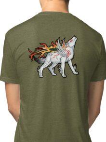 Amaterasu - Okami Tri-blend T-Shirt