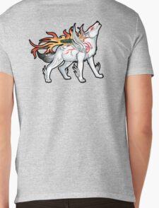 Amaterasu - Okami Mens V-Neck T-Shirt