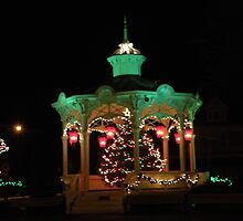 Bellville Bandstand Ringing in the Holidays! by lindybird
