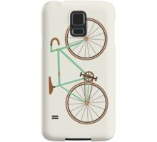 Green Fixie Samsung Galaxy Case/Skin