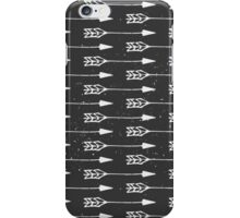 Hand Drawn Arrows Print iPhone Case/Skin