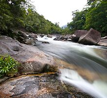 Natural Stream by Joshua Rablin