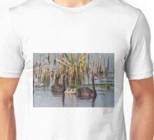 The Swan Line Unisex T-Shirt