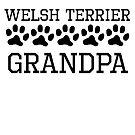 Welsh Terrier Grandpa by kwg2200