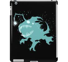 Deep Sea Kog'Maw Ink Black iPad Case/Skin