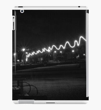 Night Runner iPad Case/Skin