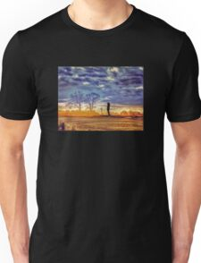 Sunset Contemplation Unisex T-Shirt
