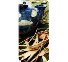 Wild Teapot iPhone Case/Skin