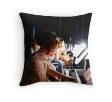 Bartlett - The Musical Throw Pillow