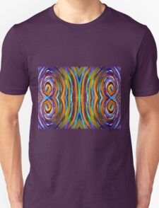 Psychedelic 4 Circle Supreme T-Shirt