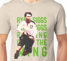 Running Down The Wing Unisex T-Shirt
