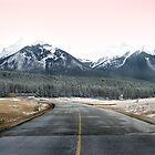 Canadian Rockies by Joshua Rablin
