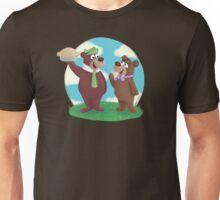 Yogi and Boo Boo Unisex T-Shirt