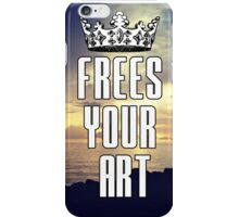 FYA - Frees Your Art #3 iPhone Case/Skin