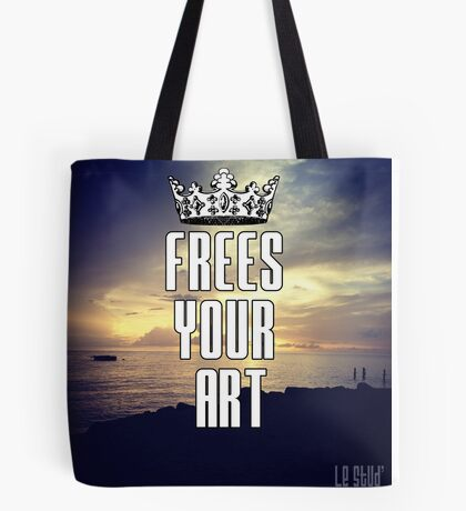 FYA - Frees Your Art #3 Tote Bag