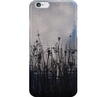 Reeds on the Lake iPhone Case/Skin