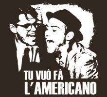 Americano by pixelpoetry