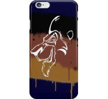 Scar-Spray iPhone Case/Skin