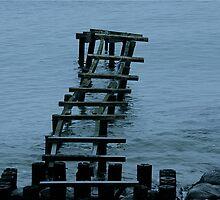 Denmark, Heonbeck Beach. December, 2007 by VenturAShot