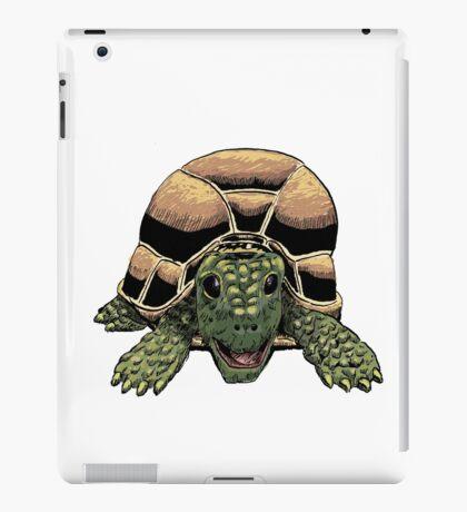 Happy Tortoise iPad Case/Skin
