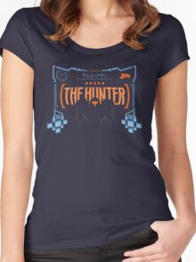 The Hunter Women's Fitted Scoop T-Shirt