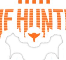 The Hunter Sticker