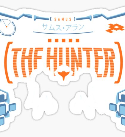 The Hunter Sticker