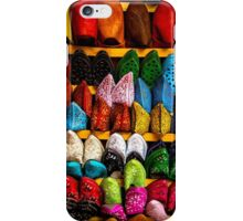 Moroccan Shoes iPhone Case/Skin