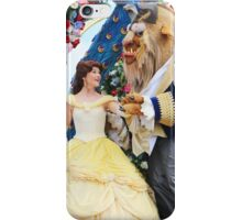 Beauty and the Beast Fantasy Parade iPhone Case/Skin